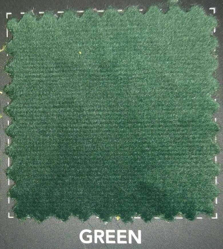 Divani in velluto - GREEN