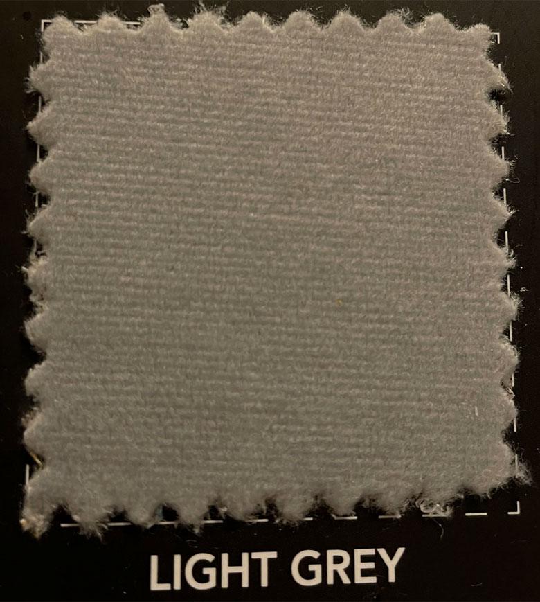 Divani in velluto - LIGHT GREY