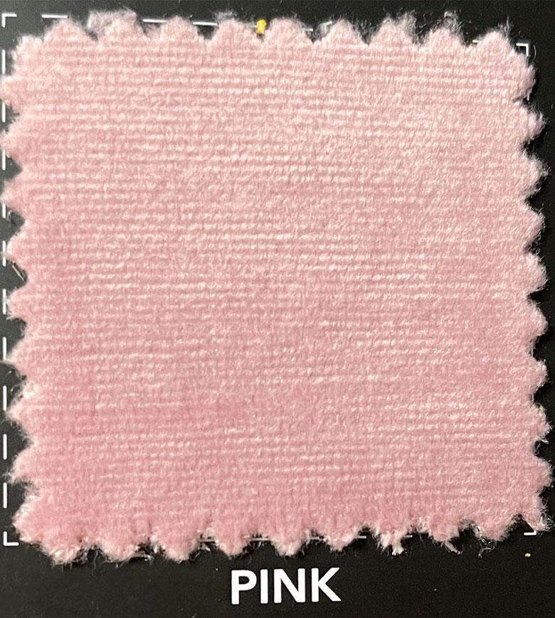 Divani in velluto - PINK
