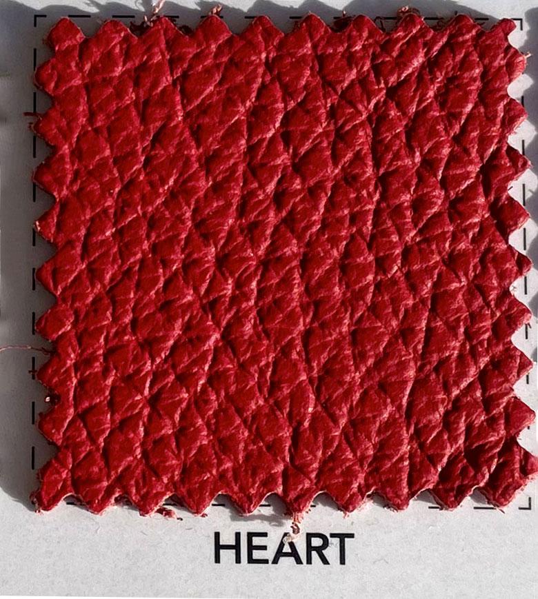 Pelle spessorata - HEART