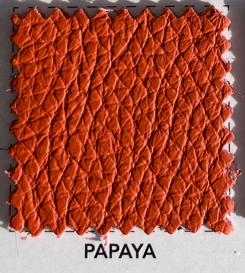 Pelle spessorata - PAPAYA