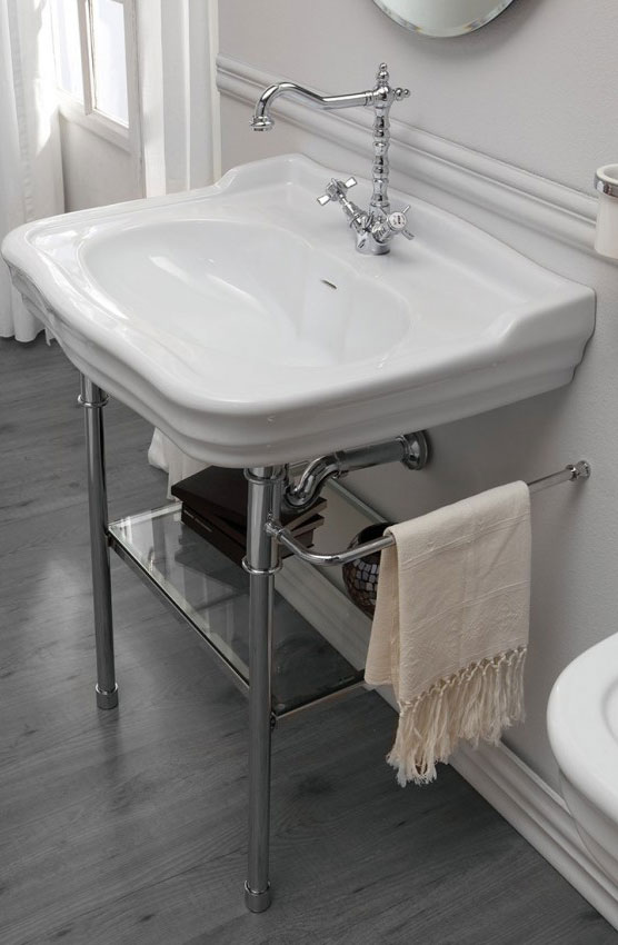 Strutture per lavabi