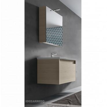 Armarios de lavabo de baño: muebles de baño que ahorran espacio