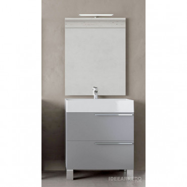 gabinetes de lavabo de baño - lavabo de baño con mueble