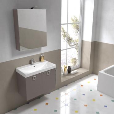 mueble de baño de diseño - mueble de baño pequeño