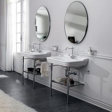 meubles de salle de bain classiques