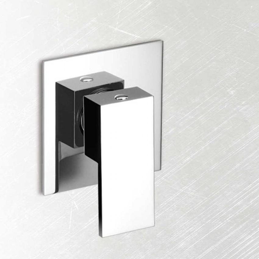 Miscelatore doccia moderno, arredo bagni 2019