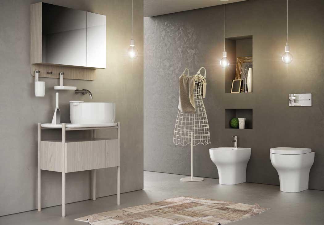 Arredo Bagno Design Piccolo : Le nuove tendenze per l arredamento del bagno ideearredo
