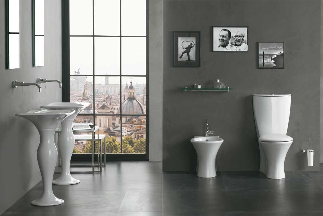 Le nuove tendenze per l arredamento del bagno 2019 2020 for Nuove tendenze arredamento