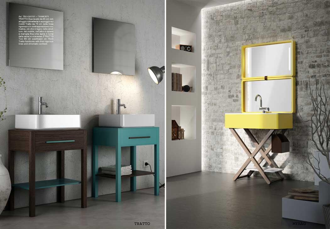 Le nuove tendenze per l arredamento del bagno 2019 ideearredo ideearredo - Rubinetteria bagno nera ...
