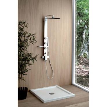 receveur de douche en acrylique ou en céramique - prix des receveurs de douche en acrylique