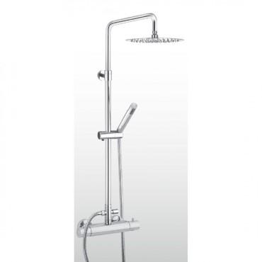 colonne doccia con miscelatore termostatico