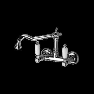 rubinetti ottone anticato, miscelatore cucina bronzo antico
