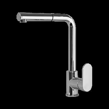 mitigeur de cuisine douche - robinets avec douchette extensible