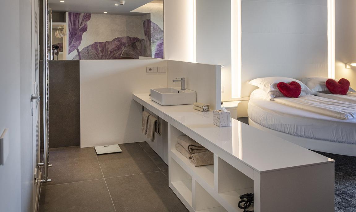 arredare hotel - forniture alberghiere bagno