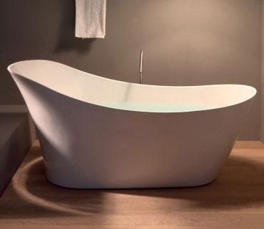 prix de la baignoire ovale