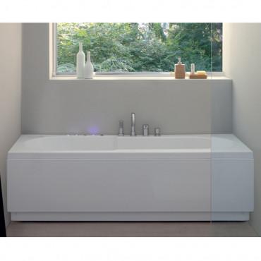 baignoires rectangulaires