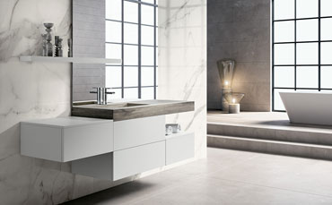 MODERN BATHROOM FURNITURE: COMPONABILITY, STYLES AND COLORS